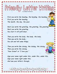 Friendly Letter Template 7 Free Pdf Word Documents Download Free