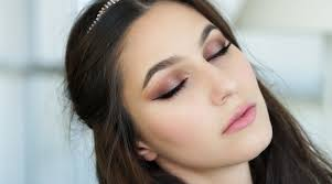 valentine s date night makeup tutorial