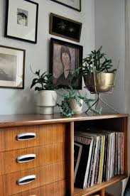 A Vintage Red House (Moderately) West | Design*Sponge. Vintage CabinetRed  HousesVinyl Record ...