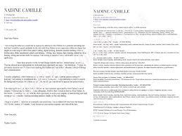 Cover Letter For Cv Free Job Cv Example