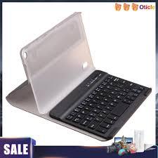 Removable Bluetooth <b>Keyboard</b> with PU Cover Case for <b>CHUWI</b> HI8 ...