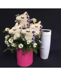 unicorn cookies w coffee mug