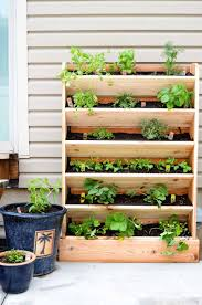 plant all your favorite herbs without taking up all your space with this easy diy vertical