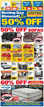 United Furniture Warehouse Canada Flyers