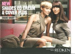 Redken Shades Eq Cream Cover Plus Hair Color Shade Chart