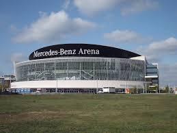 Mercedes-Benz Arena Berlin