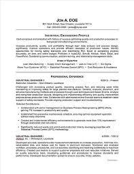 Resume Examples Engineering Fascinating Examples Of Engineering Metalrus