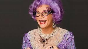 Dame Edna Everage | Sutori