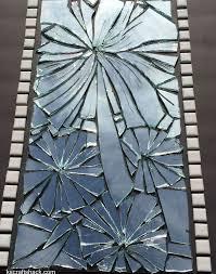 Broken Mirror Wall Art Turn A Broken Mirror Into Art Instead Of Throwing It Away