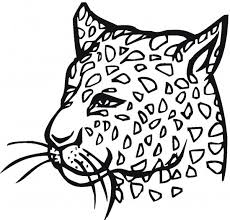 Small Picture Coloring Pages Cheetah Coloring Pages Winter Coloring Pages