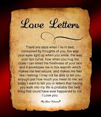Romantic Love Letters For Him 40 On We Heart It Unique Love Letters For Him From The Heart