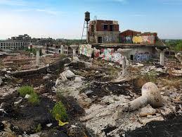 Image result for detroit slums
