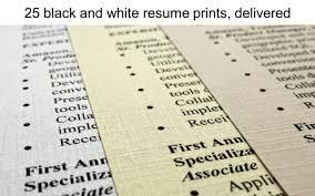 Resume Printing Premium Resume Prints Quick Delivery Resumates