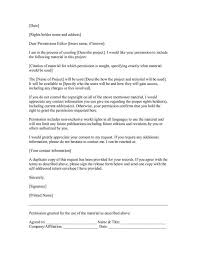 Permission Letters Template 21 Sample Permission Letters Templates Writing Guidelines