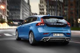 2014 Volvo V40 T5 R Design 2014 Volvo V40 Gains Updated Engine Lineup More Awd Offers