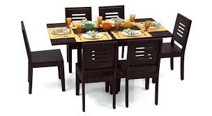 dining table and chairs for 6 6 seat folding dining table set dining table 6 chairs