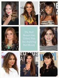 The Best Brown Hair Colors That