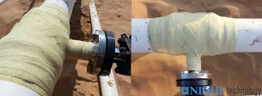 emergency repair manufacture fiber glass fix tape underwater repair plastic pipe repair