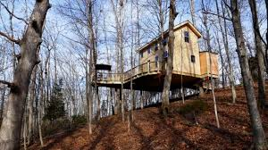Behind the Build Kentucky Climbers Cottage Treehouse Masters