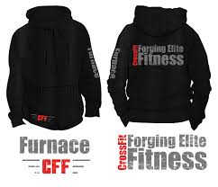 Crossfit Hoodie Designs Upmarket Bold T Shirt Design For Crossfit Furnace By