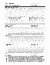 Management Resumes Examples Finance Manager Resume Australia