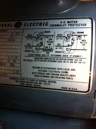 ge motor wiring diagram 7 wire wiring library