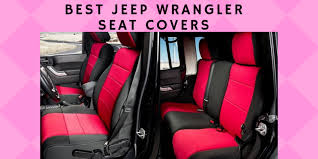 top 10 best jeep wrangler seat covers