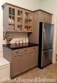 kitchen cabinets paint25 best Chalk paint cabinets ideas on Pinterest  Chalk paint