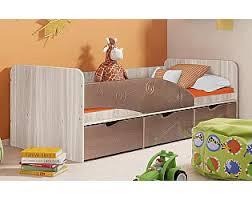 Подростковые <b>кровати</b> цвета ясень — купить недорого в ...