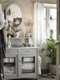 small country bathrooms. A Dresser Is Repurposed And Used As Bathroom Vanity. I Love The Chicken Wire On Door Fronts. Small Country Bathrooms