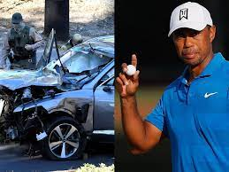 Tiger Woods 'recovering' after surgery following roll-over car crash