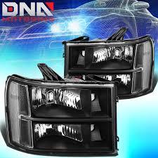 GMC Sierra Headlights   eBay
