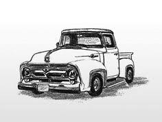 1959 Ford Pickup Truck Clipart Free Download Clipart And Images