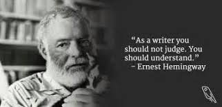 your job as a writer is not to judge but to help quotes by  your job as a writer is not to judge but to help