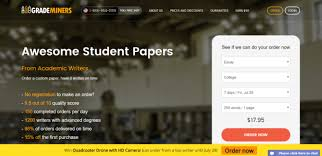 grademiners com review essay writing service reviews if you are looking for help essay writing problems then you could do worse than the grade mining team despite what their over the top online