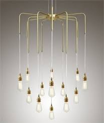 ultra modern chandeliers glitz glamour