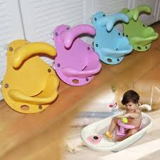baby bath tub suction cup ring seat infant child toddler kids anti slip safety chair