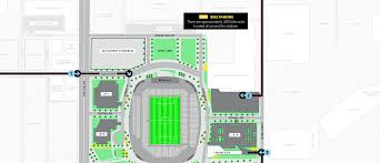 Allianz Field Seating Chart Allianz Field Transportation Minnesota United Fc