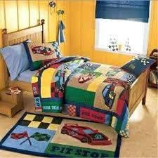 car bedding race car twin bedding set