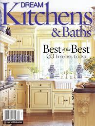 Kitchen And Bath Magazine Covenant Kitchens Baths Inc