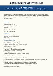 Lpn Resume Sample Example Licensed Practical Nurse New Graduate Nu