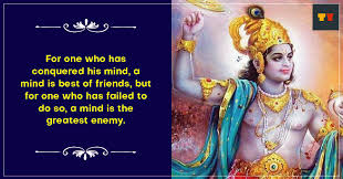 Lord Krishna Quotes Adorable 48 Inspirational Quotes By Lord Krishna That Will Change Your