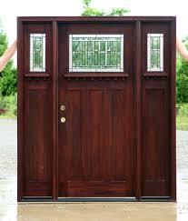 pella doors craftsman. Front Door Colors For Craftsman Style Home With Great Varnished Pella Doors T