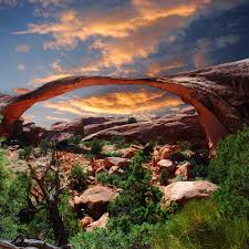 devil s garden arches national park in utah usa