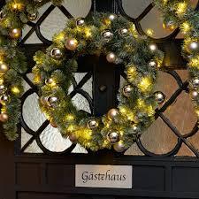 Weihnachtsdeko Fenster Mit Batterie Weihnachten In Europa