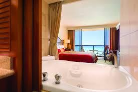 outrigger waikiki beach resort jacuzzi in room balcony