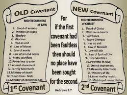 Old Testament Vs New Testament Chart New Testament