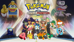 Pokemon BW: Battle Frontier (Crossover)   The Amazing World of Gumball  FanFic Wiki