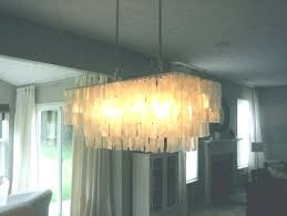 chandeliers round capiz chandelier photo gallery of viewing photos chandeliers shell throughout gold z gallerie