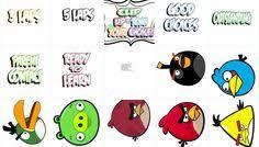 Angry Birds Behavior Chart Pinterest